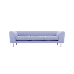 Woodgate 3 Seat Sofa, Two Arms | Divani lounge | SCP