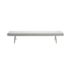 PSS2 4 Seat Gallery Bench | Waiting area benches | SCP