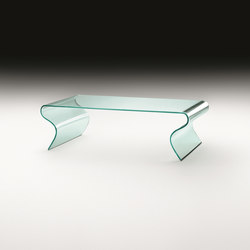 CHARLOTTE | Lounge tables | Fiam Italia