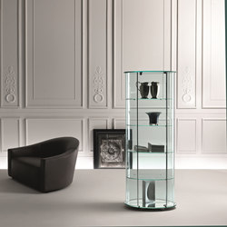 PALLADIO | Display cabinets | Fiam Italia