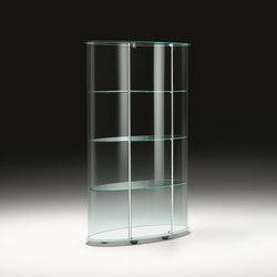 PALLADIO UNO | Display cabinets | Fiam Italia