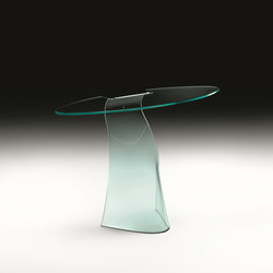 DAMA | Side tables | Fiam Italia