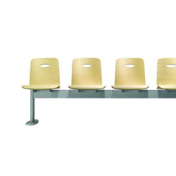 Gulp/P2-P3-P4 | Beam / traverse seating | Parri Design