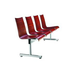 Easy/P2-P3-P4 | Beam / traverse seating | Parri Design