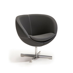 Planet Lounge Chair | Poltrone lounge | Fora Form