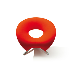 Loop | Poltrone lounge | Fora Form