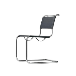 S 33 | Visitors chairs / Side chairs | Thonet