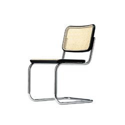 S 32 | Visitors chairs / Side chairs | Thonet