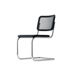 S 32 N | Visitors chairs / Side chairs | Thonet