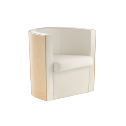 D62 Pressa-armchair | Lounge chairs | TECTA