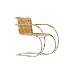 D42 Weißenhof-armchair | Chairs | TECTA