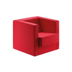 D1 Bauhaus-Kubus Sessel | Loungesessel | TECTA