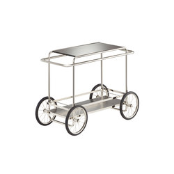 M4R Console-trolly | Tea-trolleys / Bar-trolleys | TECTA