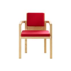 D51 Gropius-Armlehnstuhl | Besucherstühle | TECTA