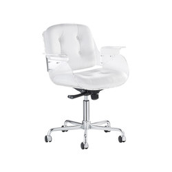D49 Executive swivel chair | Sillas de conferencia | TECTA