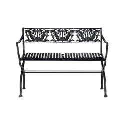 D60-2 Garden bench 2 seats | Bancos de jardín | TECTA