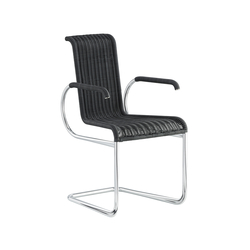 D22 Cantilever armchair | Restaurant chairs | TECTA