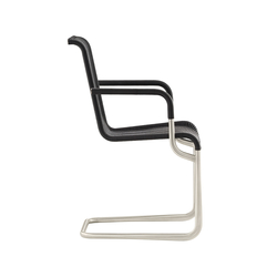 D21 Cantilever chair | Restaurant chairs | TECTA