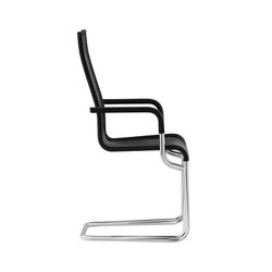D26 Cantilever armchair | Restaurant chairs | TECTA