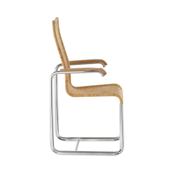 D25 Armlehn-Kragstuhl | Besucherstühle | TECTA
