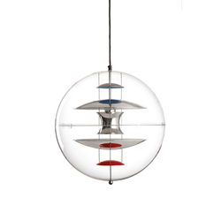 VP Globe Glass | Pendant | General lighting | Verpan