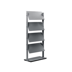 Flexxible Large | Brochure / Magazine display stands | Cascando