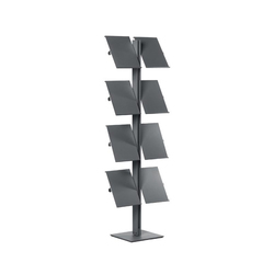 Flexxible 8 | Brochure / Magazine display stands | Cascando