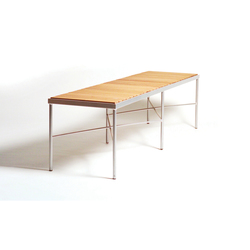 C.D. Stack Bench | Upholstered benches | Inno