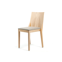 C.D. Stack Wood | Visitors chairs / Side chairs | Inno