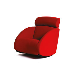 Mama armchair | Sessel | Baleri Italia by Hub Design