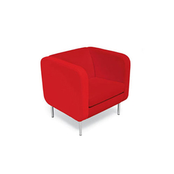 Smalltown armchair | Poltrone lounge | OFFECCT