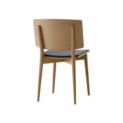 Oak S-049 | Chaises de restaurant | Skandiform
