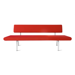 Noon SA-302 | Waiting area benches | Skandiform