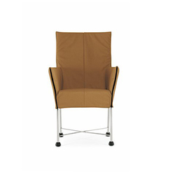 Chaplin | Visitors chairs / Side chairs | Montis