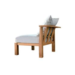 InOut 06 | Garden armchairs | Gervasoni