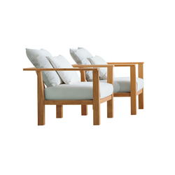 InOut 01 | Garden armchairs | Gervasoni