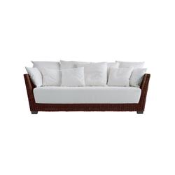 Black 03 | Garden sofas | Gervasoni