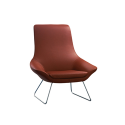 Flow bucket seat | Lounge chairs | Walter Knoll