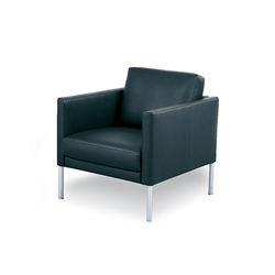 Living Platform 400 armchair | Lounge chairs | Walter Knoll