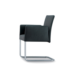 Jason cantilever | Visitors chairs / Side chairs | Walter Knoll