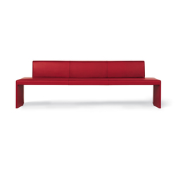 Together bench | Bancos de espera | Walter Knoll