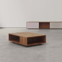 FLAT sidetable | Lounge tables | Sanktjohanser