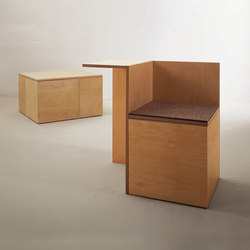 SOCIAL CUBE universalmöbel | Sedie | Sanktjohanser
