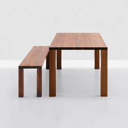 Pjur | Pjur bench | Tables and benches | Zeitraum