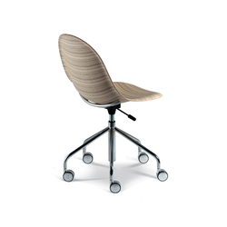 Luna swivel chair 1313-20 | Sillas de oficina | Plank