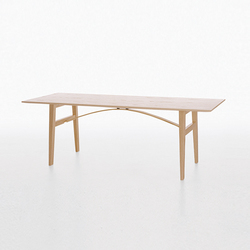 Brygga table BR4 16080 | Tables polyvalentes | Karl Andersson