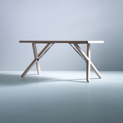 X-Tisch | Dining tables | böwer
