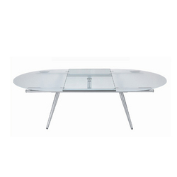 More extendable table | Dining tables | Desalto