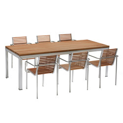 Extempore standard table | Dining tables | extremis
