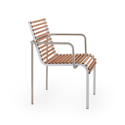 Extempore chair | Garden chairs | extremis